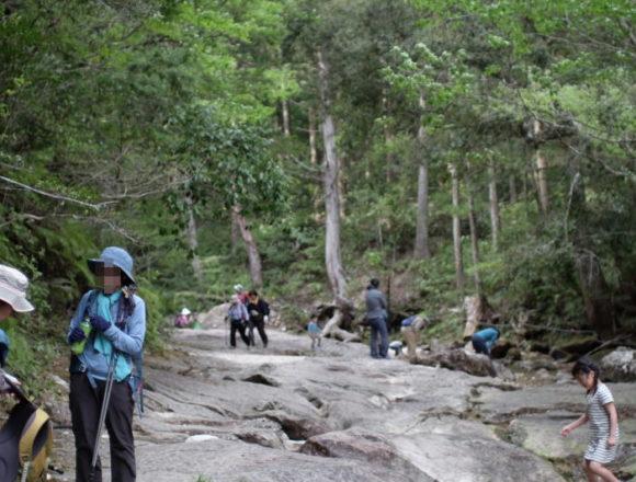 Chiiwa-kyo mountain gorge