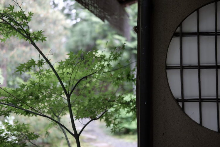 京都、西村家