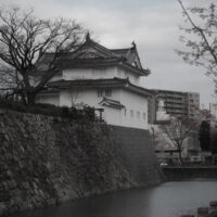 Sumpu Castle Ruins