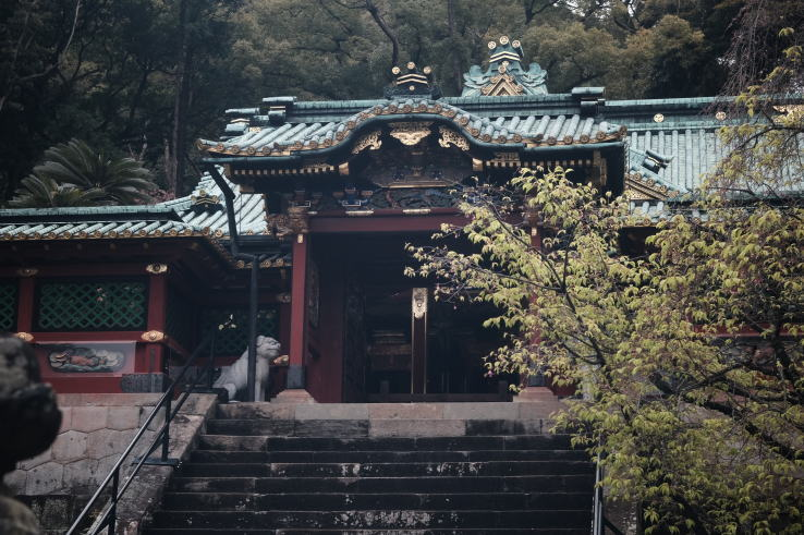 Karamon Gate at Kunozan Toshogu, one of the destinations of Japan guided tours