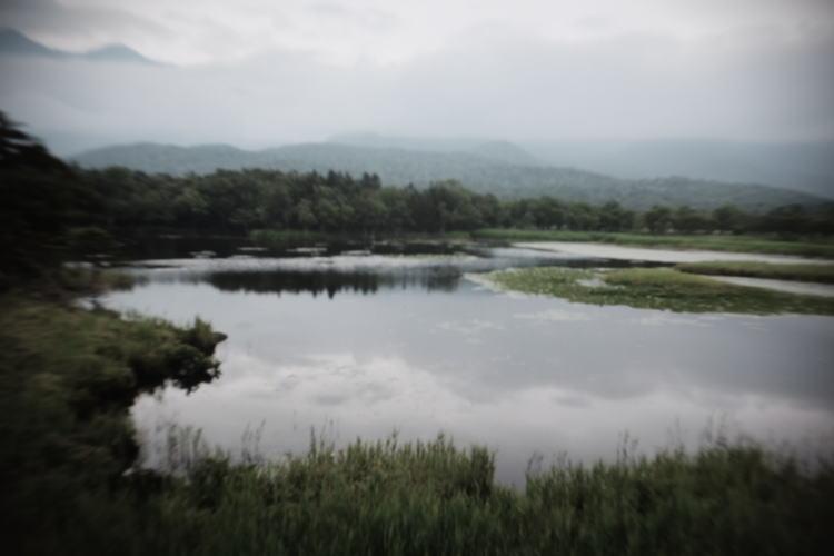 one of the Shiretoko Five Lakes