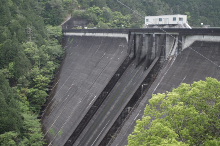 Ure Dam | 宇連ダム