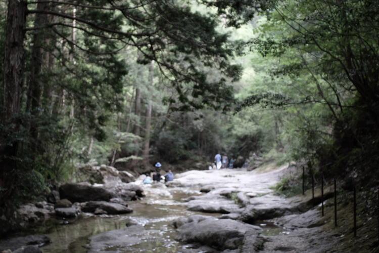 chiiwa-kyo | 乳岩峡