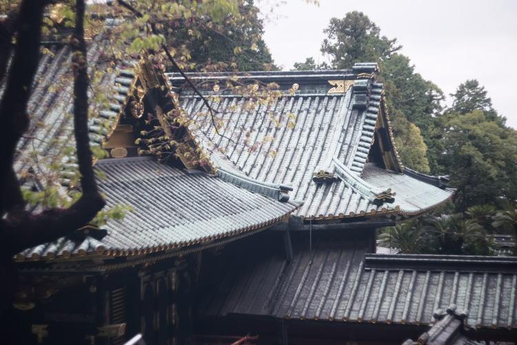 Kunozan Toshogu Shrine, one of Japan's National Treasure.
