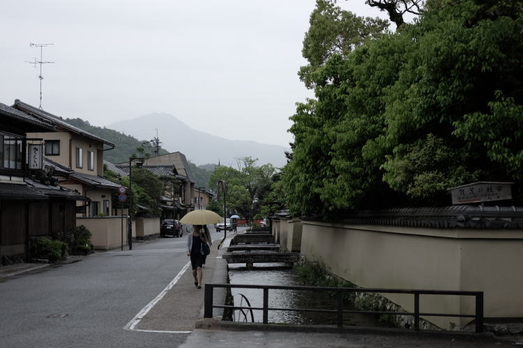 A street in Kyoto