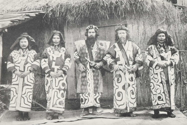 The Ainu in the 19th century (19世紀のアイヌ)