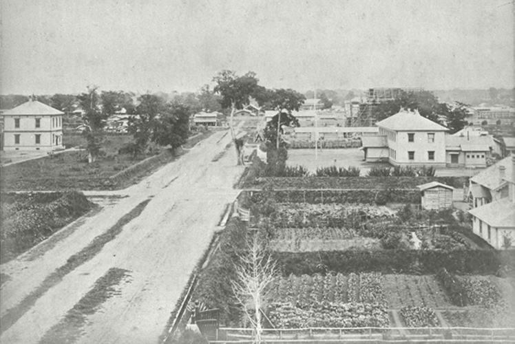 Sapporo Agricultural College in the late 1870s (19世紀の札幌農学校)