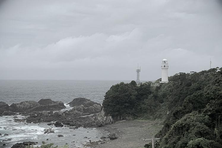Cape Shionomisaki(潮岬)