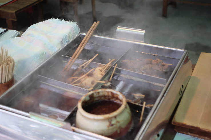 Shizuoka Oden (静岡おでん)