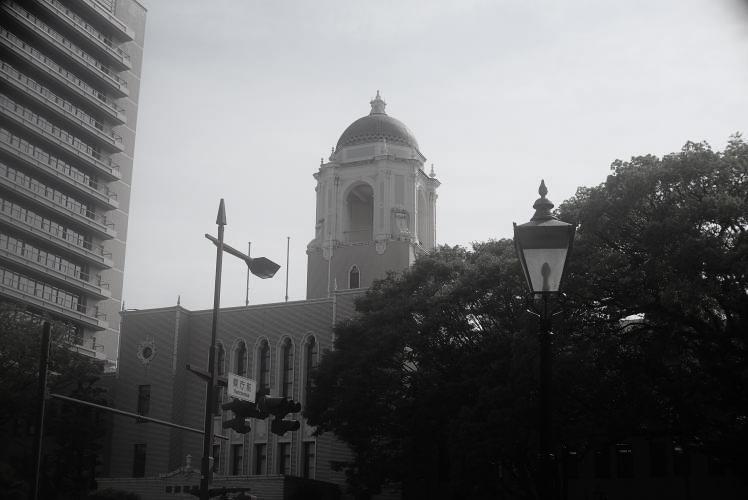 The Shizuoka City Hall building (静岡市役所本館)