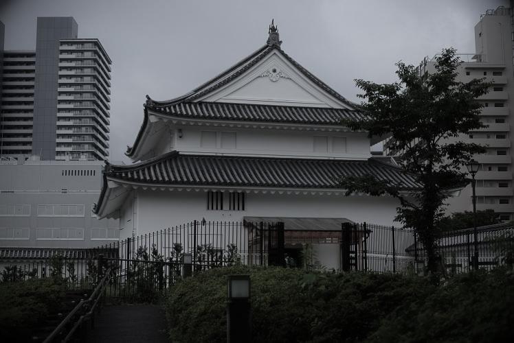 Hitsuji-saru Yagura in Sumpu Castle Park (静岡市内の観光地)