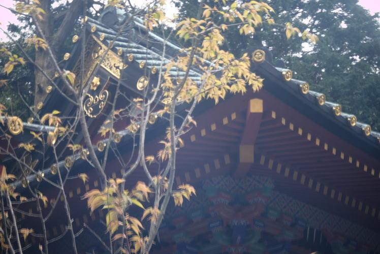 Drum Tower at Kunozan Toshogu