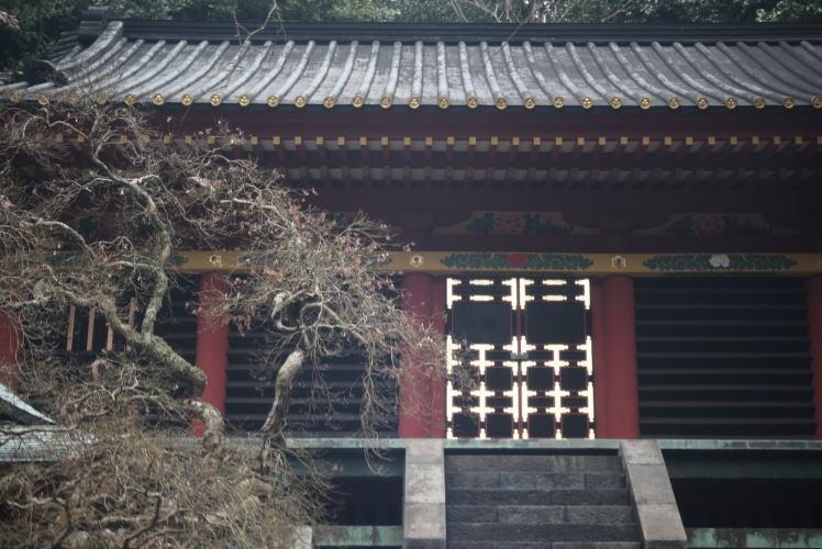 The Sacred Warehouse at Kunozan Toshogu