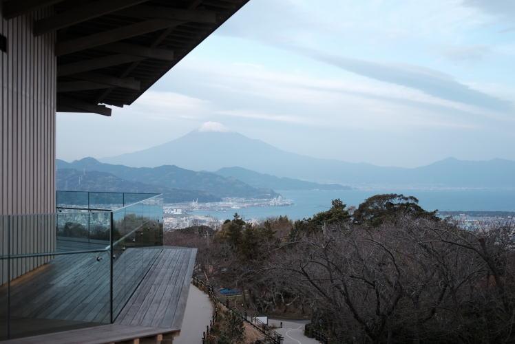Mount Fuji and Shimizu Port